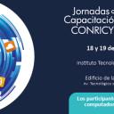 Jornadas de Capacitación CONRICYT 2016