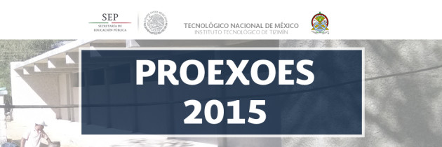 PROEXOES 2015