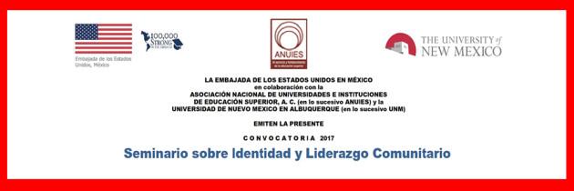 Seminario de Identidad y liderazgo
