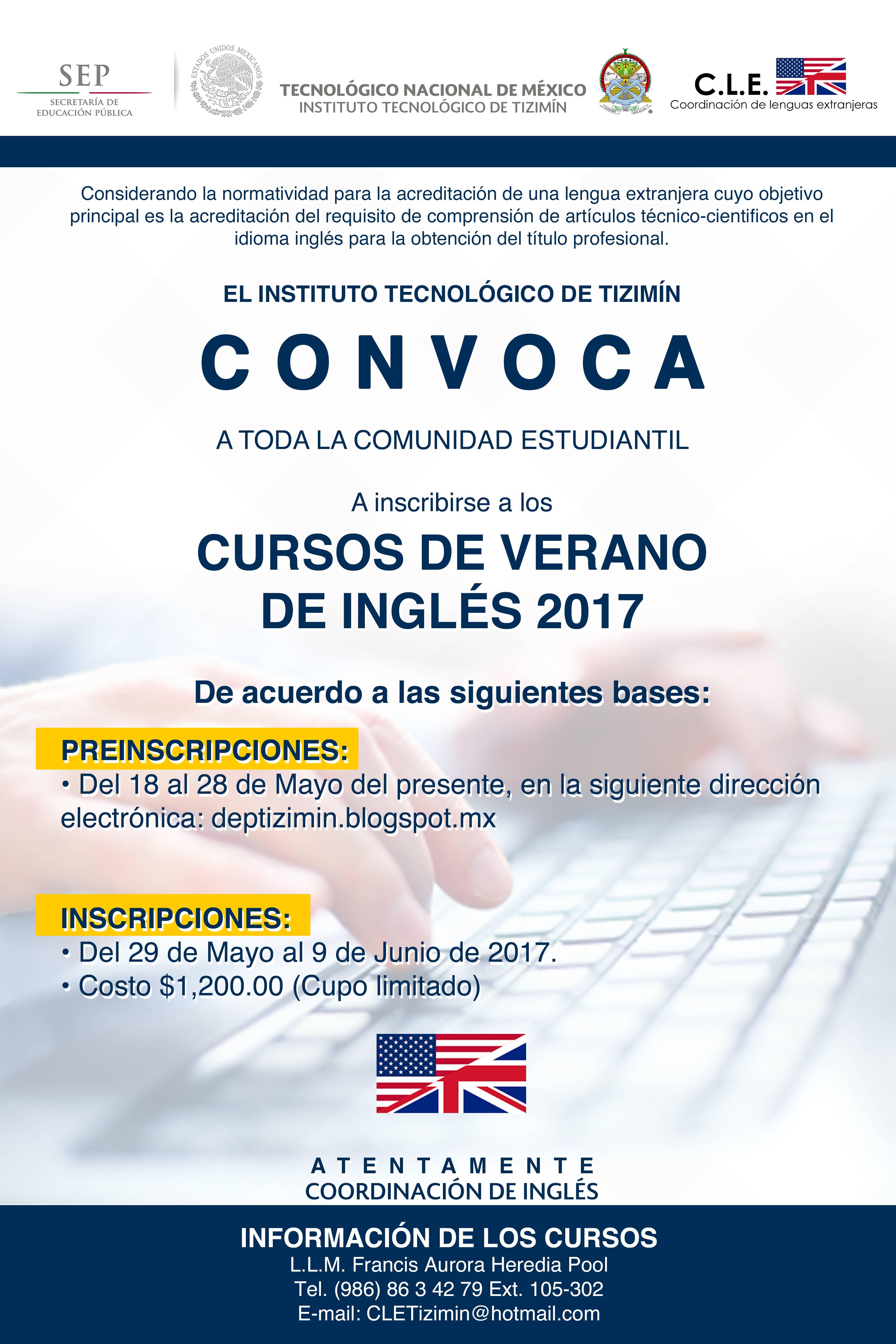 cartel cursos de verano ingles 2017_V3