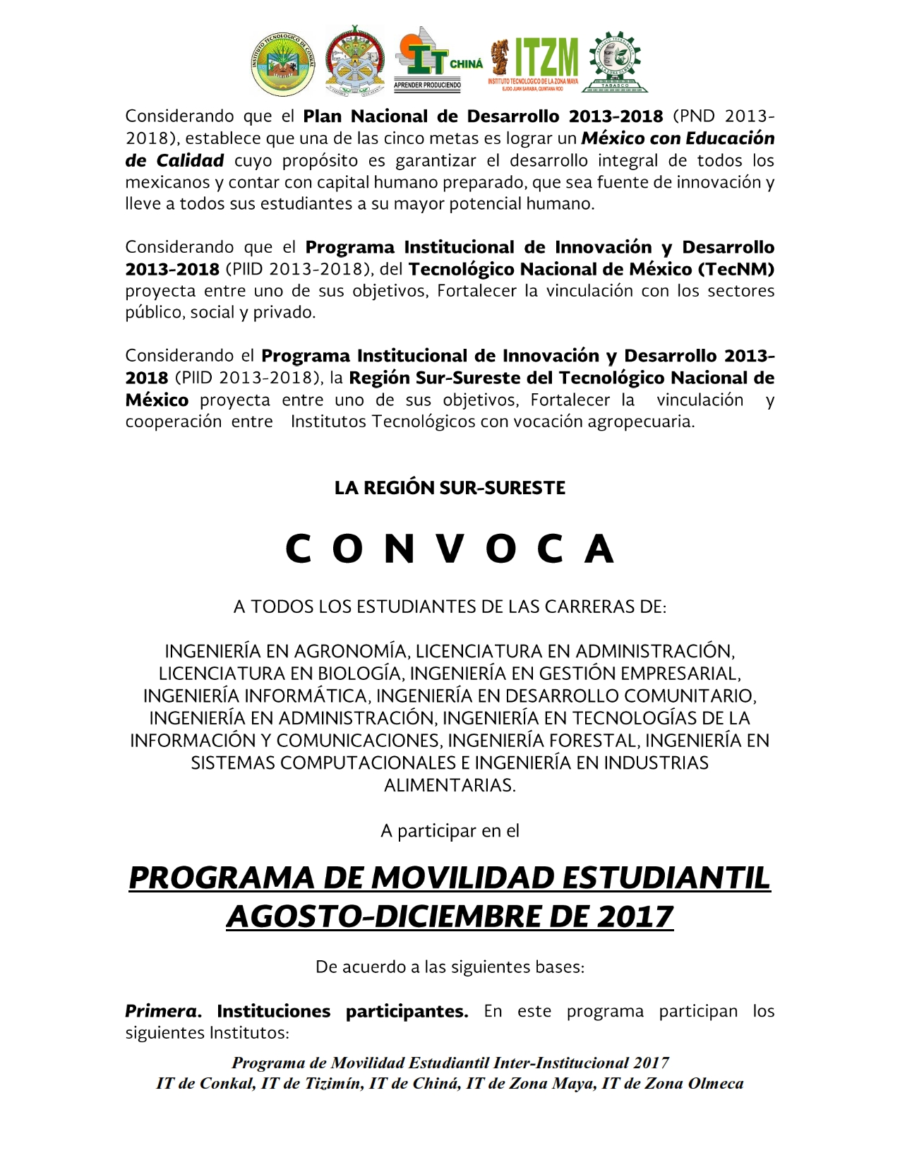 convocatoria movilidad 2017_001
