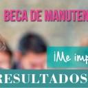 Resultados Beca manutención y Transporte 2017