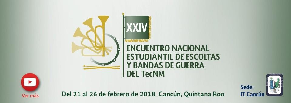 Concurso Nacional de Banda de Guerras