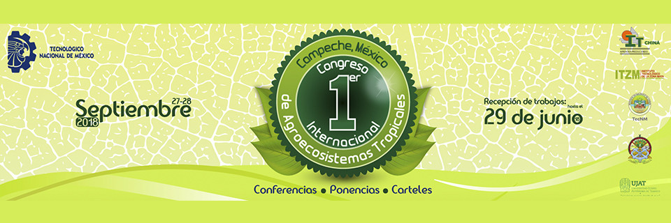Congreso Internacional de Agroecosistemas Tropicales