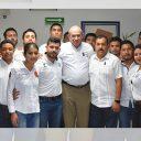Promoveré diálogo y comunicación con toda la comunidad tecnológica. Enrique Fernández Fassnacht