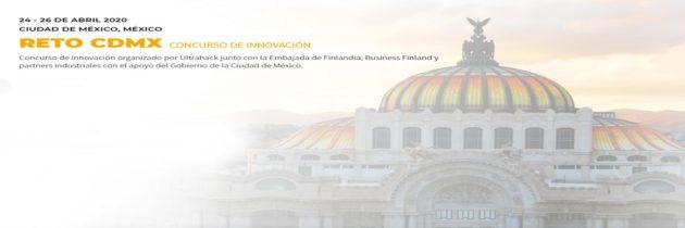 Convocatoria CDMX 2020