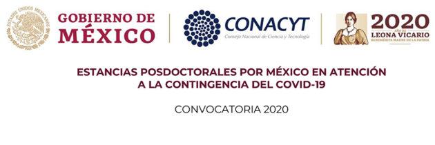 Estancias Posdoctorales 2020