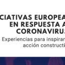 Iniciativas en respuesta al coronavirus