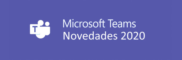 Microsoft Teams 2020