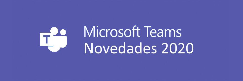 Microsoft Teams 2020