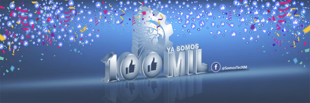 100000 Seguidores TecNM