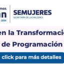 Mujeres en la Transformación Digital: Curso de Programación Básica