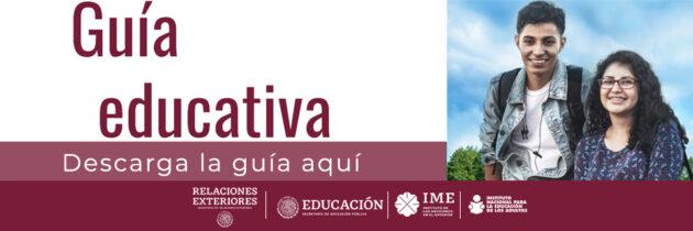 """Guía Educativa """"Educación para Todos"""""""