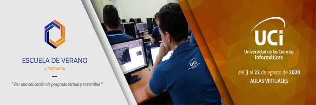 Escuela de verano a distancia de la universidad de las ciencias informáticas