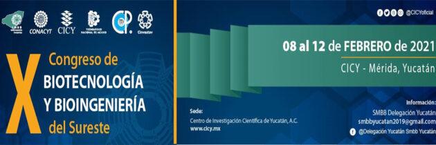Segunda Convocatoria de Congreso de Biotecnología