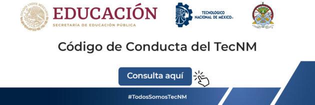 Código de Conducta del TecNM