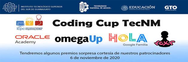 Coding Cup TecNM 2020