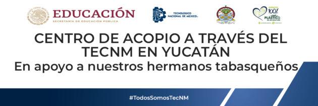 Centro de Acopio TecNM Campus Tizimín