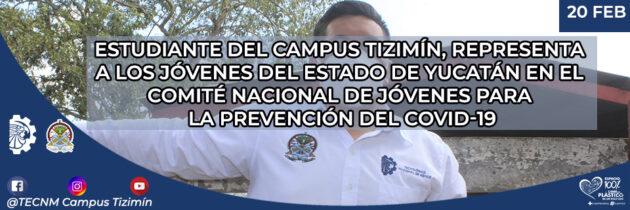 Comité Nacional de jóvenes para la prevención del covid-19