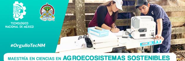 Maestría en Ciencias en Agroecosistemas Sostenibles