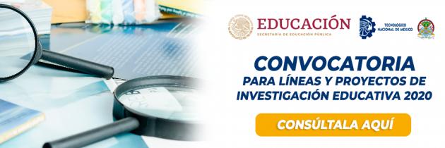 lineas y proyectos de investigacion educativa