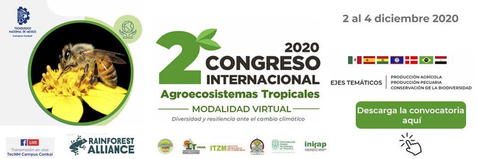 2 Congreso Internacional de Agroecosistemas Tropicales