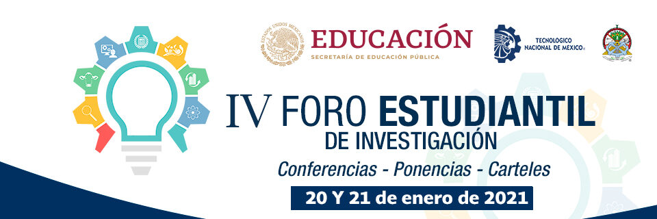 IV FORO ESTUDIANTIL DE INVESTIGACIÓN